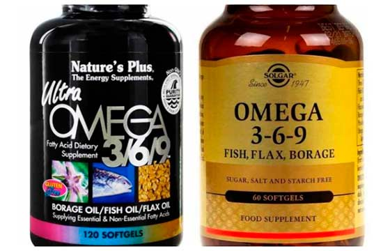 Solgar, Omega 3-6-9, Nature's Plus, Ultra Omega 3/6/9