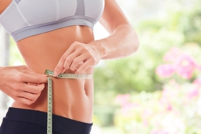 Diet and exercises to lose belly fat in 1 week