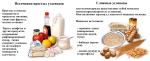 Какие продукты относятся к углеводам список для похудения – В каких продуктах содержатся медленные и быстрые углеводы — список продуктов с их низким содержанием для похудения | Здоровое питание без глютена